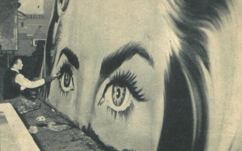 In Atelier Leo Mineur, 1946 (collection Atelier Leo Mineur