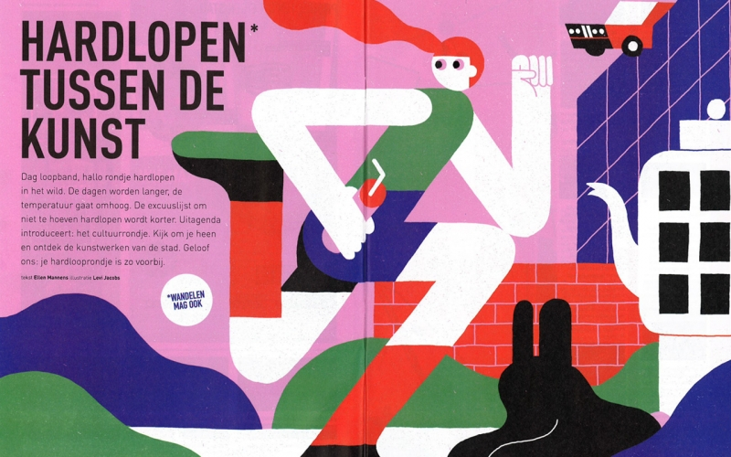 Bron: Uitagenda Rdam april 2018 - nr. 107