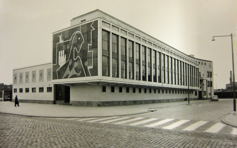photo of the Rotterdam City Archives