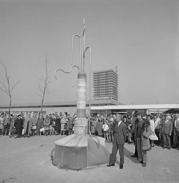 photo Ary Groeneveld, Rotterdam City Archives