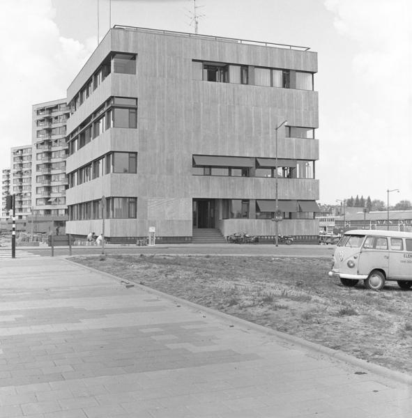 foto Ary Groeneveld / Stadsarchief Rotterdam