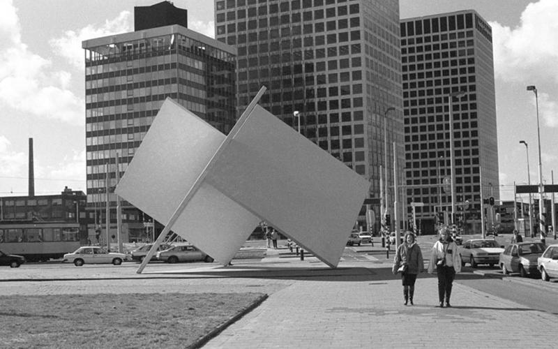 photo Lex de Herder, Rotterdam City Archives collection