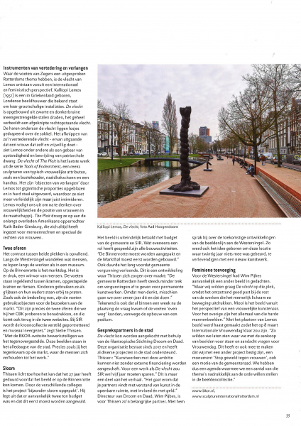 (c) Beelden magazine nr.89, #3 2021